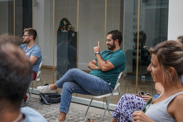 «Ντύσου Σκηνοθέτης» - Με επιτυχία διεξήχθη το σεμινάριο κινηματογράφου στην Πάτρα (φωτο)