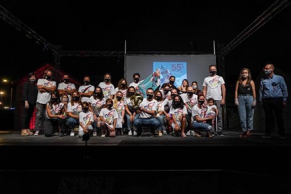 Πάτρα - Απονεμήθηκαν τα βραβεία του 55ου παιχνιδιού του Κρυμμένου Θησαυρού (φωτο)