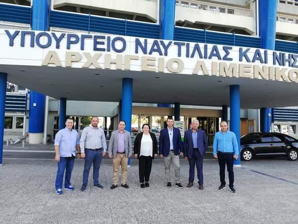 Ιδρύθηκε πανελλήνια ομοσπονδία λιμενικών - Έδρα και στην Πάτρα