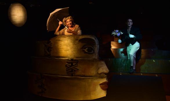 """""""Ω! Τι ευτυχισμένες μέρες"""" στο Θέατρο ΤΟΠΟΣ ΑΛΛΟύ"""