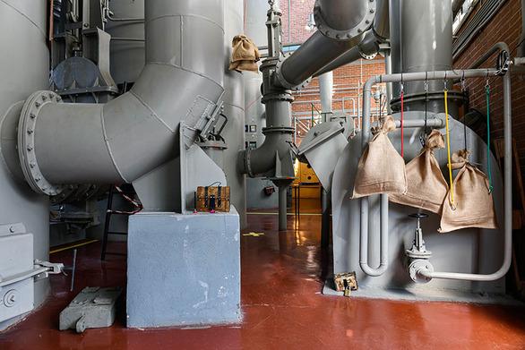 Gas Mystery στο Βιομηχανικό Μουσείο Φωταερίου