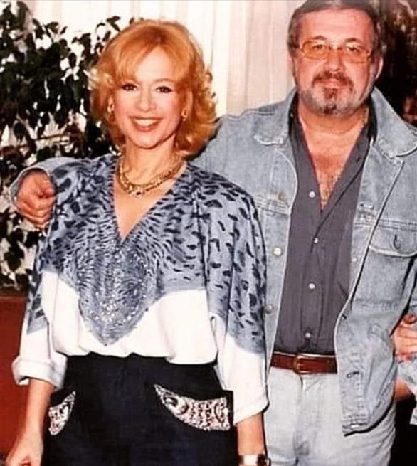 Αλίκη Βουγιουκλάκη - Δημήτρης Παπαμιχαήλ: Όταν το ζευγάρι ξανασυναντήθηκε, 10 χρόνια μετά!