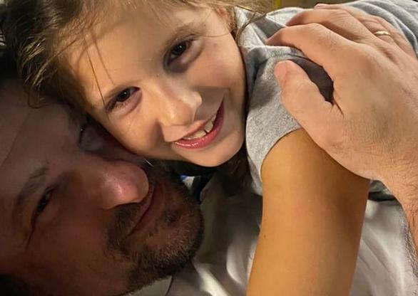 Νίκος Χαρδαλιάς: Η τρυφερή φωτογραφία με την κόρη του