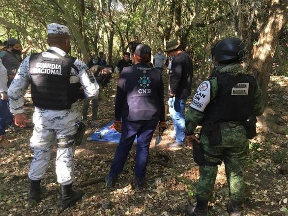 Μεξικό: Τουλάχιστον 59 πτώματα βρέθηκαν σε μυστικούς ομαδικούς τάφους (φωτο)