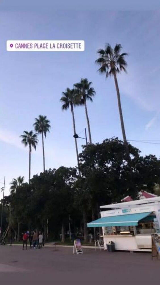 Τρίγγου - Πανταζάρας: Μαζί στις Κάννες το πρώην ζευγάρι (φωτο)
