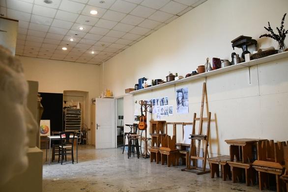 Πάτρα - Με ζωγραφική, κεραμική, αγιογραφία και ιστορία τέχνης ξεκινούν τα μαθήματα στο Εικαστικό Εργαστήρι του δήμου