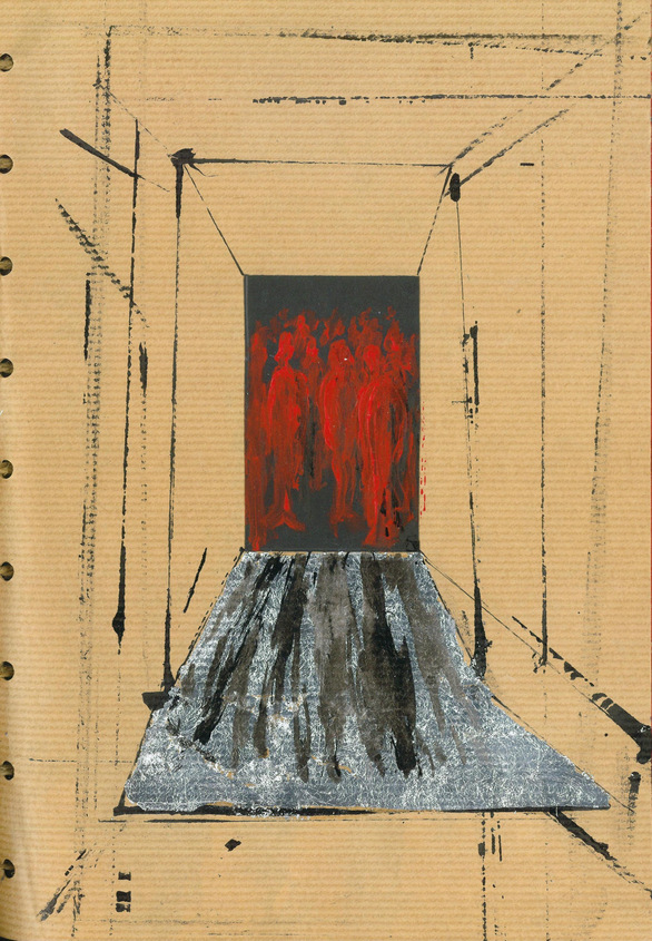 """Έκθεση """"Το απόκρυφο βιβλίο"""" στην Art Appel Gallery"""