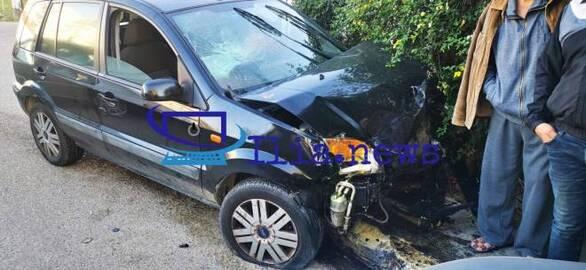 Τροχαίο ατύχημα στην Αμαλιάδα με παράσυρση μητέρας και κόρης (φωτο)