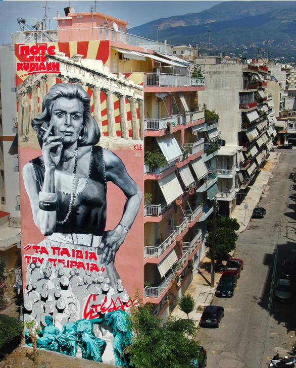 Το ArtWalk 5 άφησε και φέτος ένα μοναδικό αποτύπωμα σύγχρονης τέχνης στην Πάτρα (φωτο)