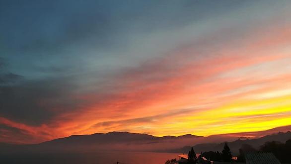 Όταν η μέρα ξεκινά στην Πάτρα η φύση μαγεύει (φωτο)