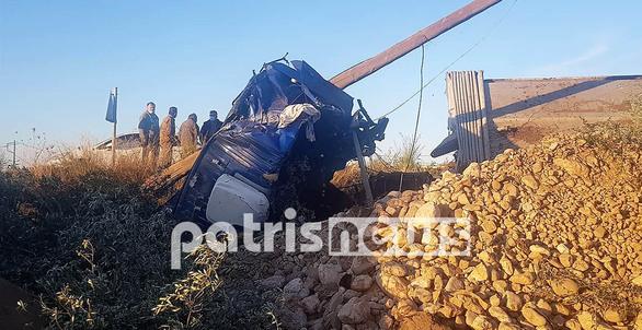 Δυτική Ελλάδα: Νεκρός σε τροχαίο 22χρονος οδηγός νταλίκας (φωτο)