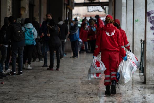 Ο Ελληνικός Ερυθρός Σταυρός σταθερά παρών στις αυξημένες ανάγκες της εποχής (video)