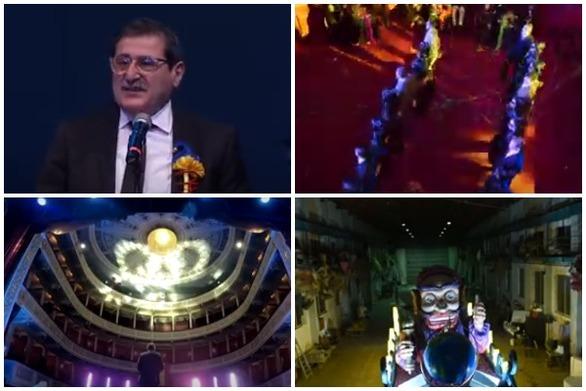 """Ένα """"διαφορετικό"""" Πατρινό Καρναβάλι 2021 ξεκίνησε...!"""