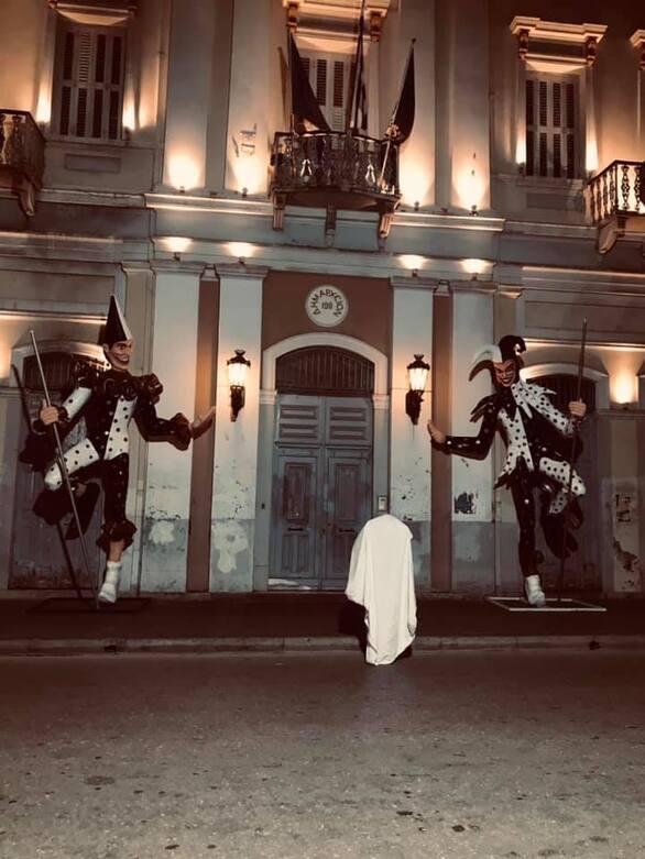 Το «φάντασμα» της καραντίνας στην καρναβαλική Πάτρα!