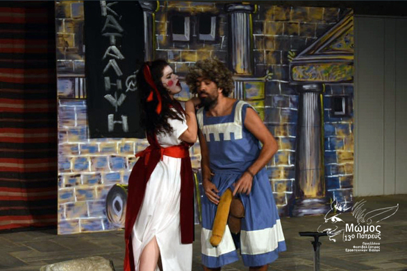 """""""Μώμος ο Πατρεύς"""" - Ξεπέρασαν κάθε προσδοκία οι συμμετοχές στο Πανελλήνιο Φεστιβάλ Σάτιρας"""