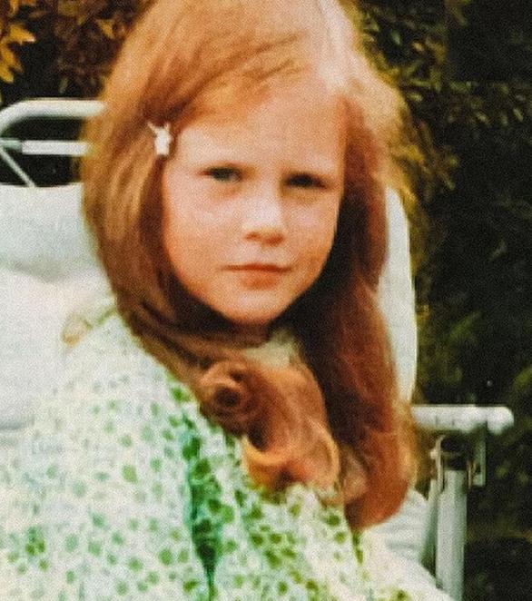 Το throwback της Νικόλ Κίντμαν όταν ήταν κοριτσάκι