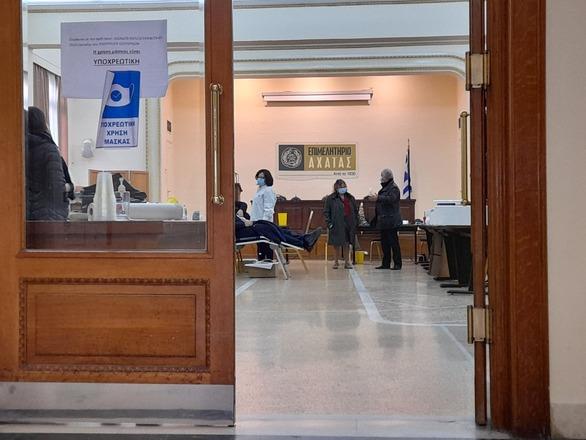 «Συμμαχία για την Υγεία» έχουν συνάψει η Διοίκηση της 6ης Υγειονομικής Περιφέρειας με το Επιμελητήριο Αχαΐας