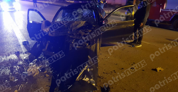 Δεν έχει τέλος το αίμα στην άσφαλτο - Νεκρός αστυνομικός στην Πύργου - Πατρών