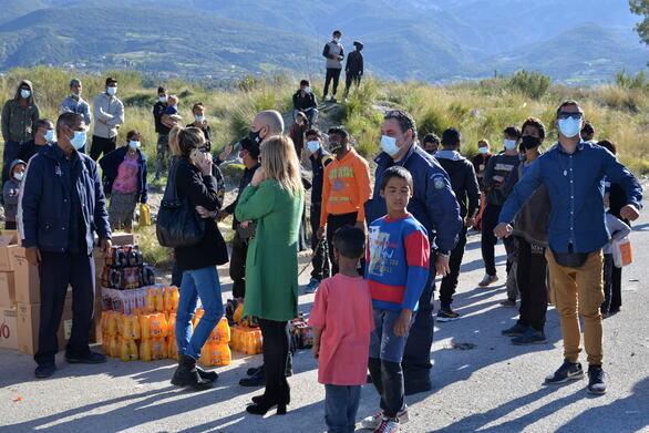 Πάτρα - Ριγανόκαμπος: Θετικά μηνύματα από τα rapid τεστ στον καταυλισμό των Ρομά
