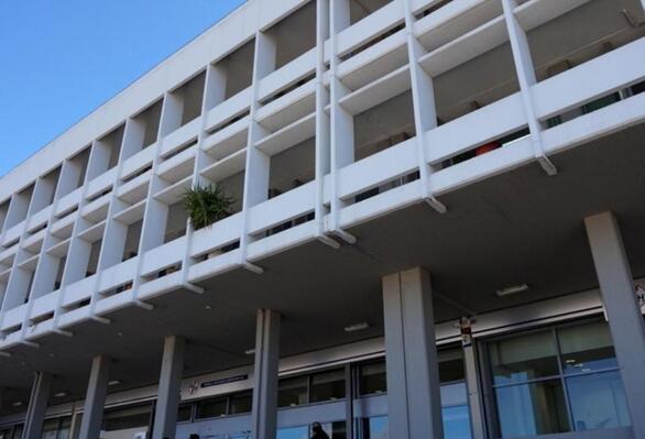 """Ανδρέας Παπαποστόλου: """"Το κτήριο της ΔΕΗ ως εναλλακτικό σωζόμενο κτήριο μπρουταλισμού"""""""