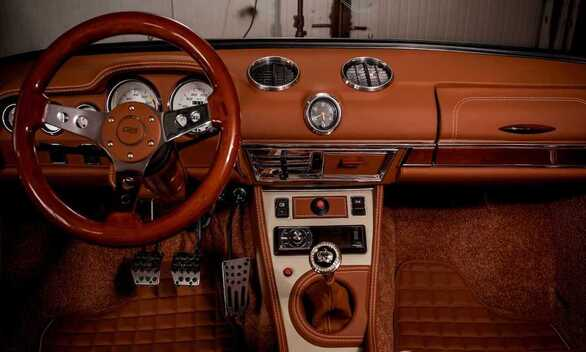 Ένα καλοδιατηρημένο Lada 2101