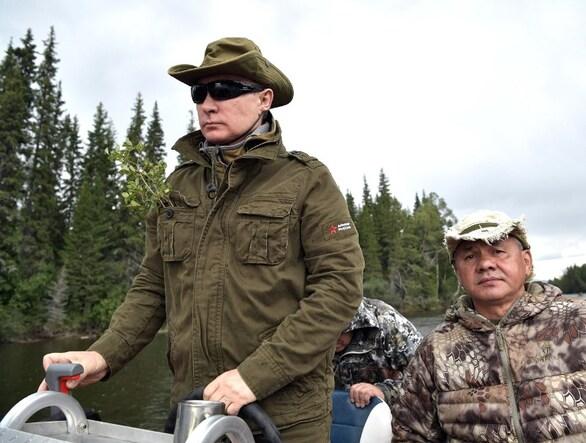 Πούτιν: «Ο πιο σέξι άντρας της Ρωσίας», σύμφωνα με δημοσκόπηση