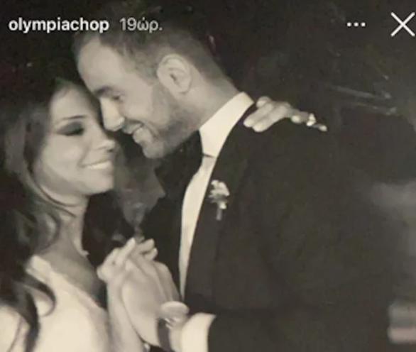 Χοψονίδου - Σπανούλης: Οι αδημοσίευτες φωτογραφίες από τον γάμο τους