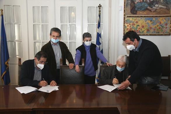 Πάτρα: Υπογράφηκε η σύμβαση για την κατασκευή του κέντρου ημέρας για τα άτομα με αυτισμό