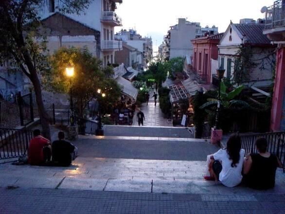 Στην τελική ευθεία και το έργο για τις τέσσερις ιστορικές σκάλες της Πάτρας