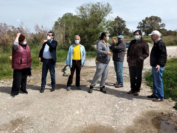 ΟΙΚΙΠΑ - Αγώνας για να σωθούν τα αμφίβια στο Πλατανόδασος Προαστείου και στον Καστελλόκαμπο στις εκβολές του Χάραδρου