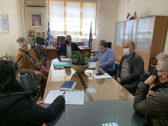 Αχαΐα: Υπεγράφη σύμβαση για 30 παιδικές χαρές στο Δήμο Ερυμάνθου