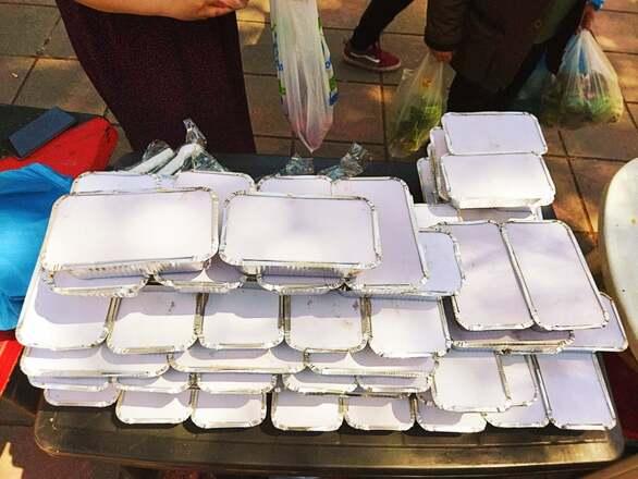 Πάτρα: 150 μερίδες φαγητού από την Συλλογική Κουζίνα Αλληλεγγύης
