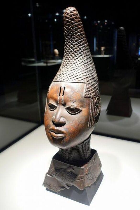 Γερμανία: Θα επιστρέψει στη Νιγηρία γλυπτά που κλάπηκαν κατά την αποικιοκρατία