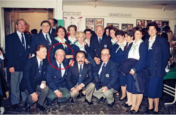 Ιανουάριος 1997, στην ιστορική Αναδρομική Έκθεση Φωτογραφίας της ΕΠΠ Πατρών, που αποτέλεσε την πρώτη συστηματική συλλογή αρχειακού υλικού από τη δράση των προσκόπων της Πάτρας.
