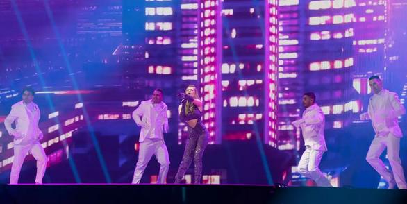 Eurovision 2021 - Εντυπωσίασε η Στεφανία Λυμπερακάκη στην πρώτη της πρόβα