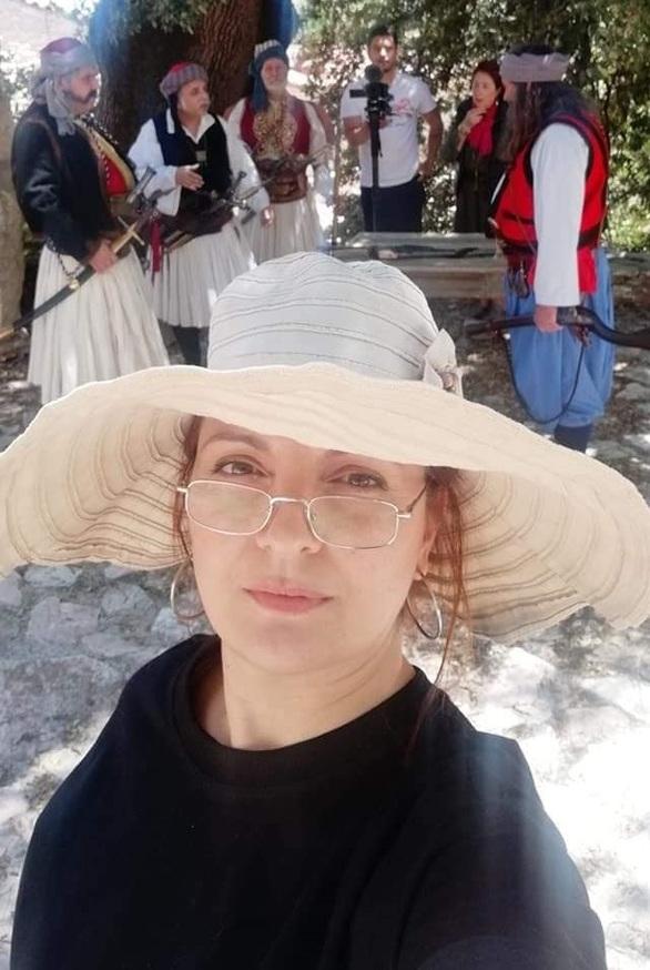 «Άρωμα» Επανάστασης του '21 στη Μονή Ομπλού έξω από την Πάτρα (φωτο)