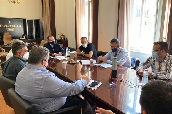 Ν. Φαρμάκης: «Δημόσιες υποδομές θα αποκτήσουν νέα… ζωή»