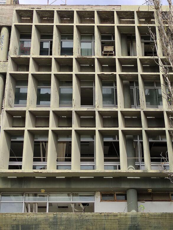 """Ελισσαίος Βγενόπουλος:""""Φωτογραφίζοντας το μέλλον -Το κτήριο του Οργανισμού Λιμένος Πατρών"""""""