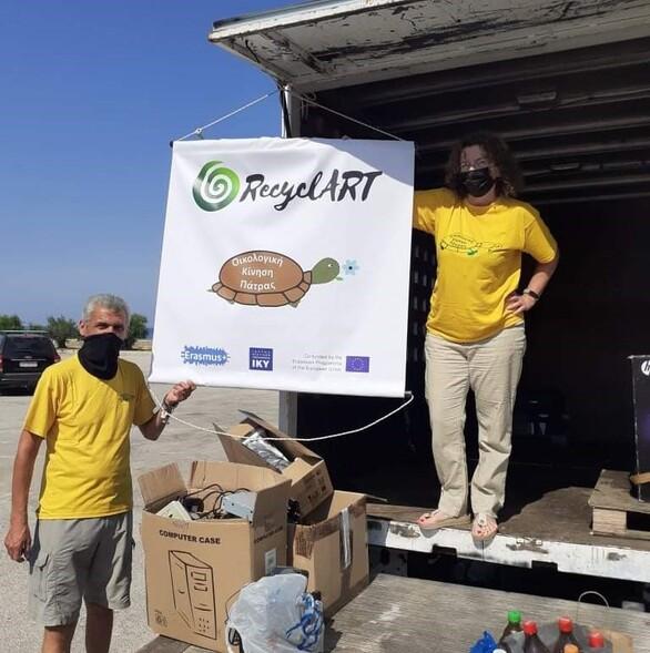 ΟΙΚΙΠΑ: Με επιτυχία η δράση για την ανακύκλωση συσκευών