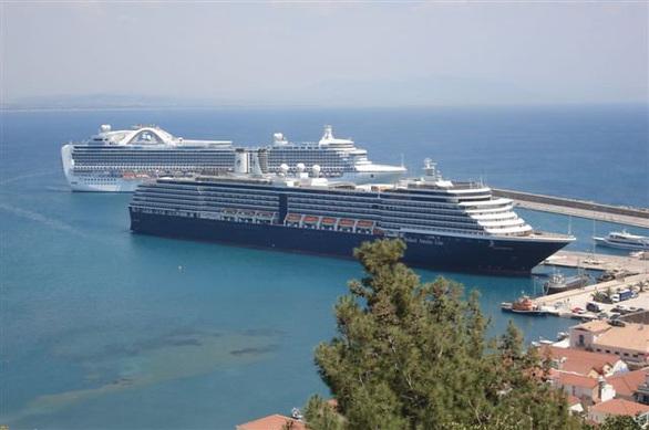 Τουρισμός κρουαζιέρας: Χαμηλές οι προσδοκίες για φέτος στην Δυτική Ελλάδα