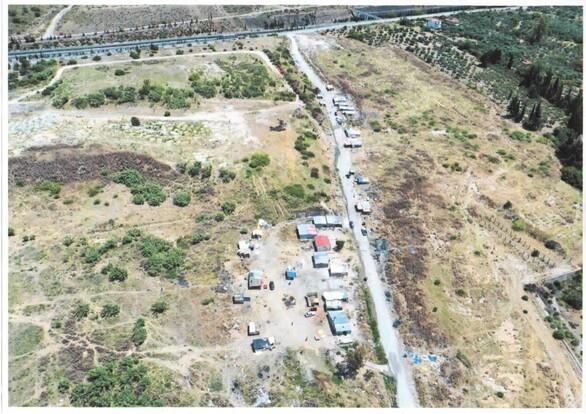 Πάτρα: Ο καταυλισμός των ρομά στον Ριγανόκαμπο επεκτείνεται - Επιστολή των κατοίκων
