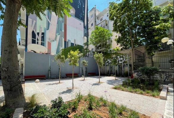 «Πάρκα τσέπης»: Επεκτείνονται στις γειτονιές της Αθήνας
