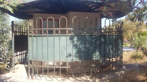 Πάτρα: Στην εγκατάλειψη ο χώρος της μαρίνας και πρώην Λάγιος (φωτό)