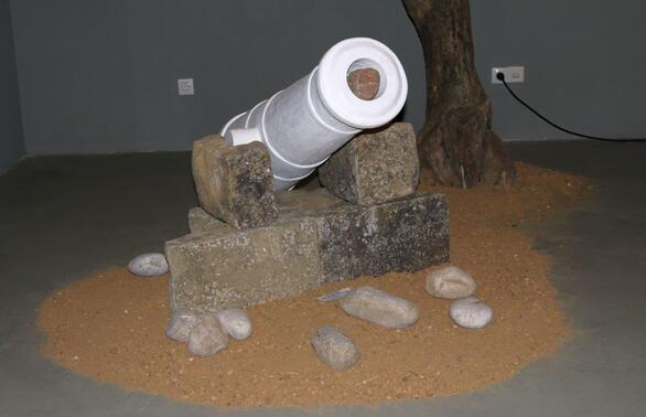 Αγρίνιο: Με τον τίτλο «Χοϊκοί και Αθάνατοι» άνοιξε η έκθεση γλυπτών του Ευάγγελου Τύμπα (φωτο)