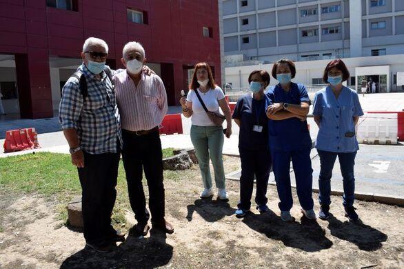 Τα μεγάλα νοσοκομεία της Πάτρας έγιναν σημεία αναφοράς για την έναρξη των εκδηλώσεων «Γιορτής της Μουσικής» (φωτο)