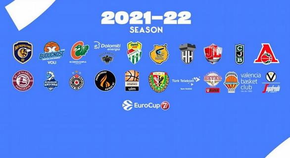Επίσημα στη νέα σεζόν του EuroCup ο Προμηθέας Πατρών
