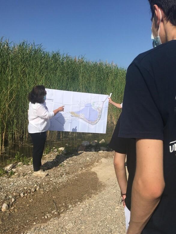 Πάτρα: Ξεναγήσεις στο έλος της Αγυιάς για μαθητές στο πλαίσιο της Εβδομάδας Περιβάλλοντος (φωτο)