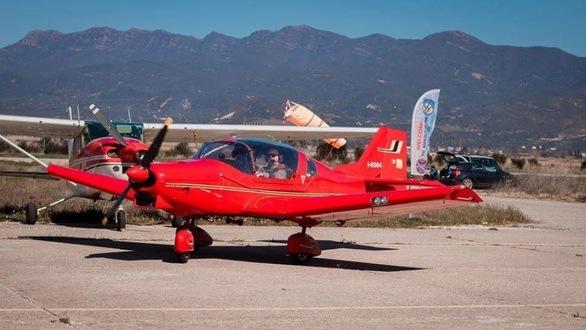 Ιδιωτικό το αεροσκάφος που έπεσε στην Χαριά Πύργου - Έμπειρος πιλότος ο ιδιοκτήτης του
