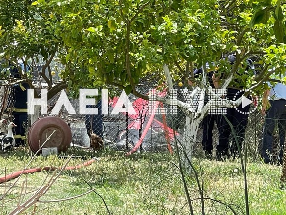Τραγωδία με αεροσκάφος: Από την Αμαλιάδα ο κυβερνήτης, κάτοικος Μεσολογγίου ο συγκυβερνήτης