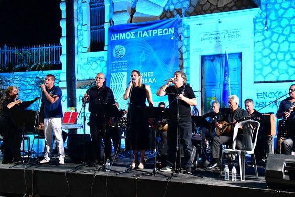 """Η Πάτρα γιόρτασε με χορούς και τραγούδια την """"Γιορτή Μουσικής"""" (φωτο)"""